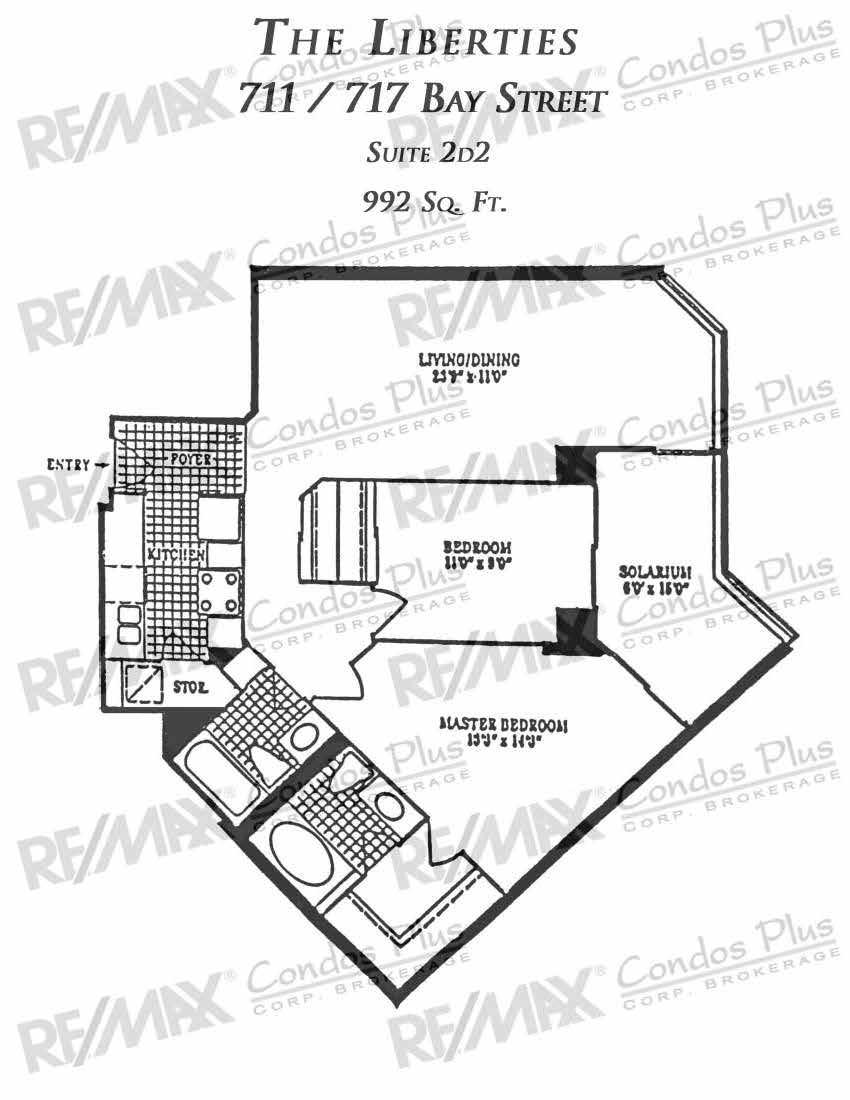 Suite 2D2