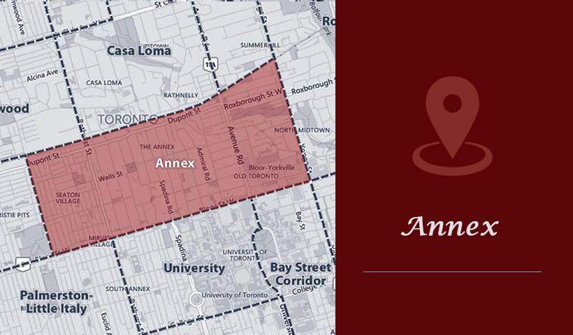 The Annex / Yorkville