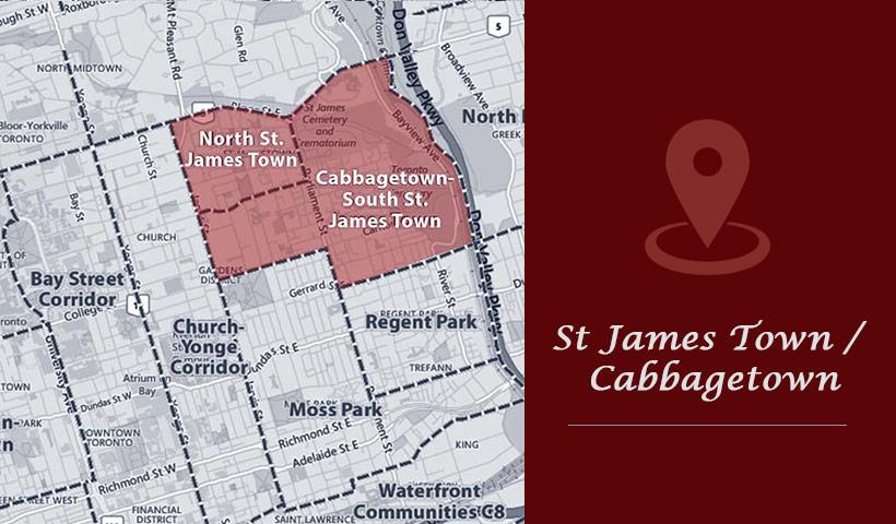 ST JAMES TOWN / CABBAGETOWN