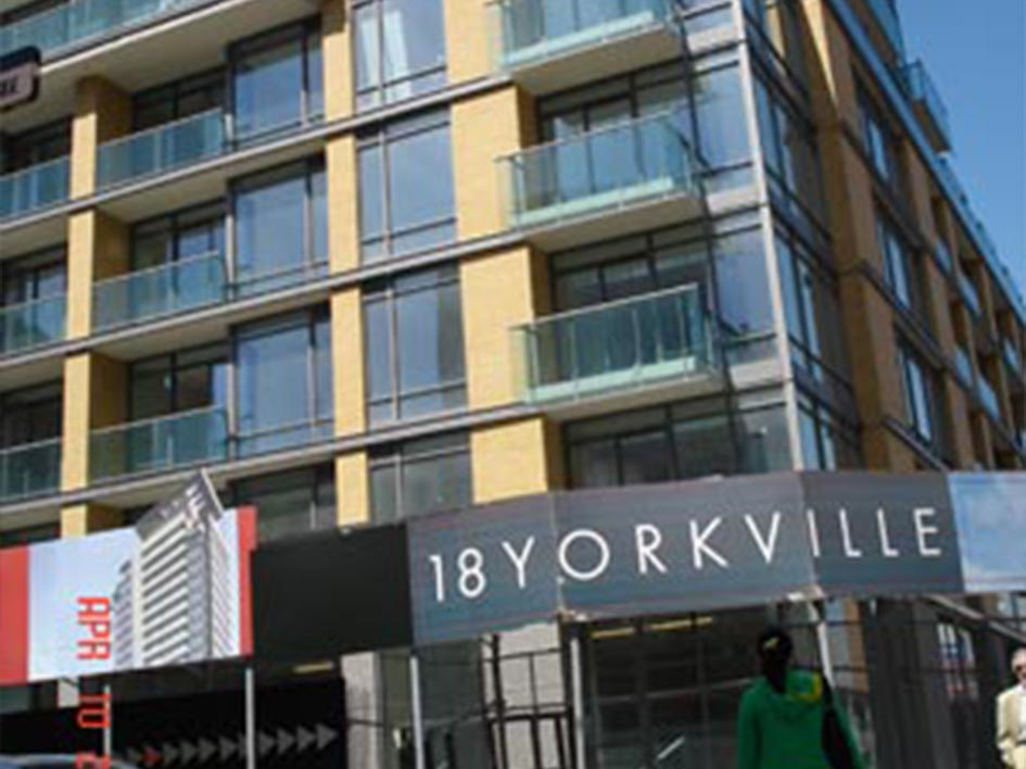 18 Yorkville and the Villas on Scollard