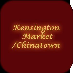 Kensington Market / Chinatown