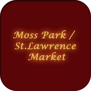 Moss Park / St Lawrence Market