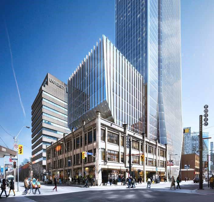 YSL Residences – 383 Yonge Street