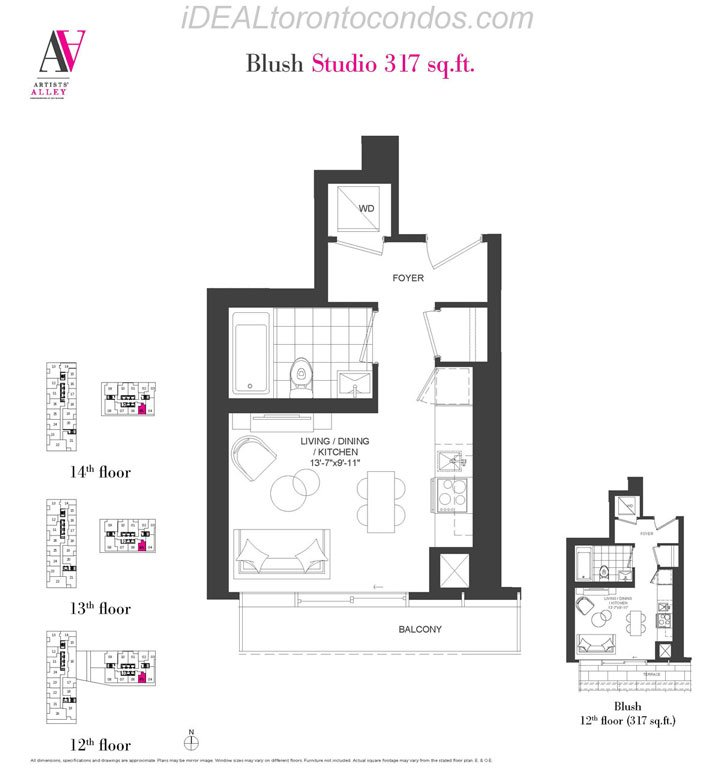 Blush Studio - Phase 1