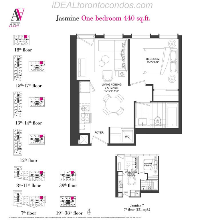 Jasmine Studio - Phase 1