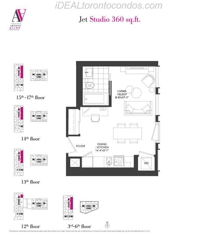 Jet Studio - Phase 1