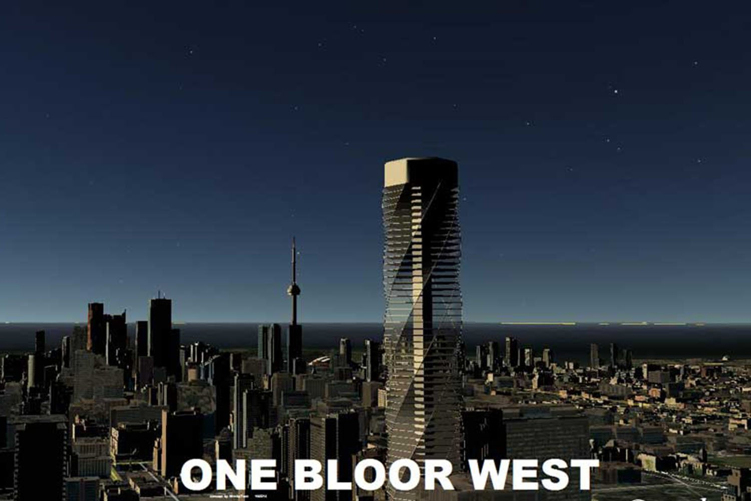 The One – One Bloor Street West
