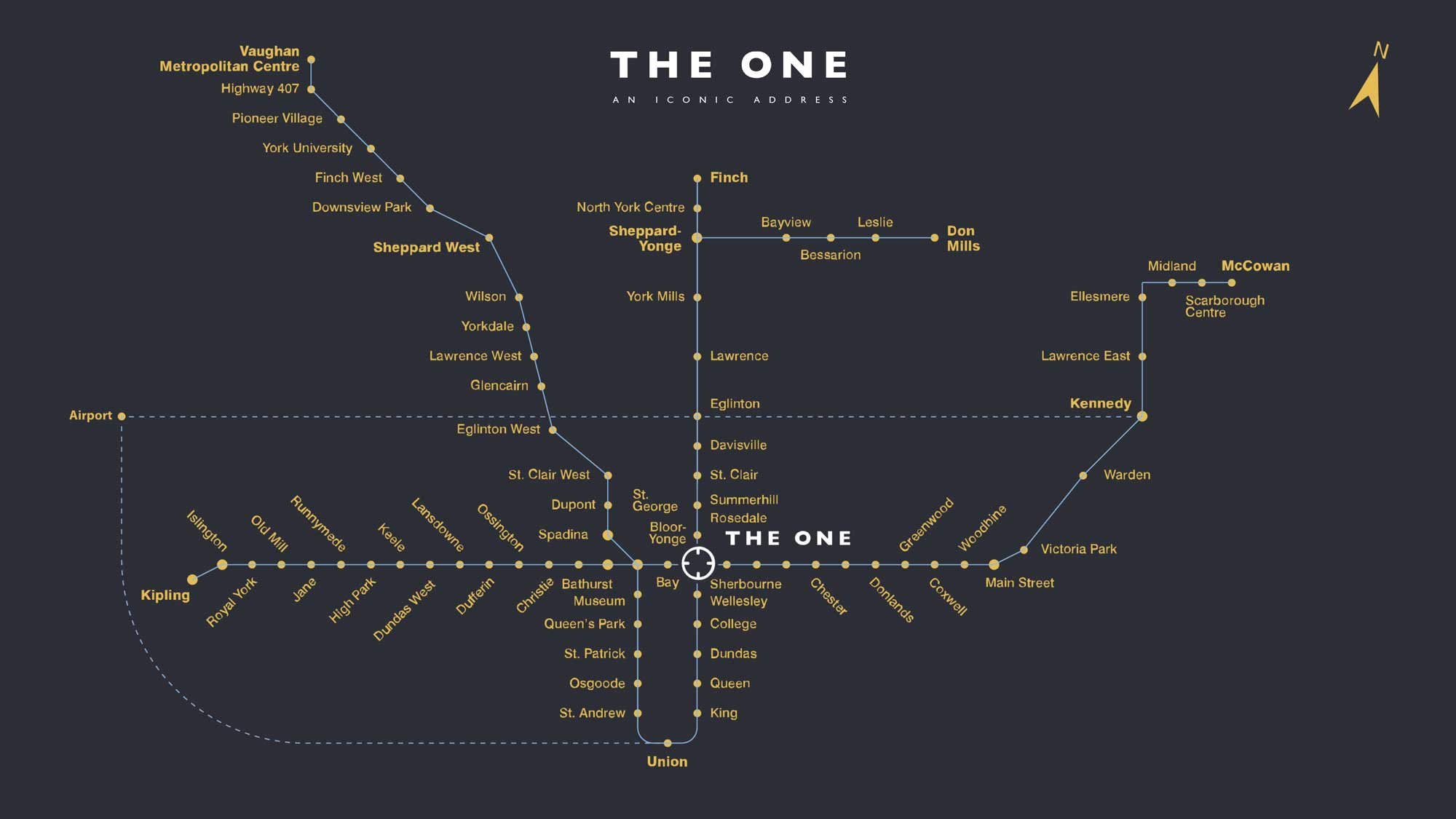 The One Bloo rWest Iconic AddressTTC
