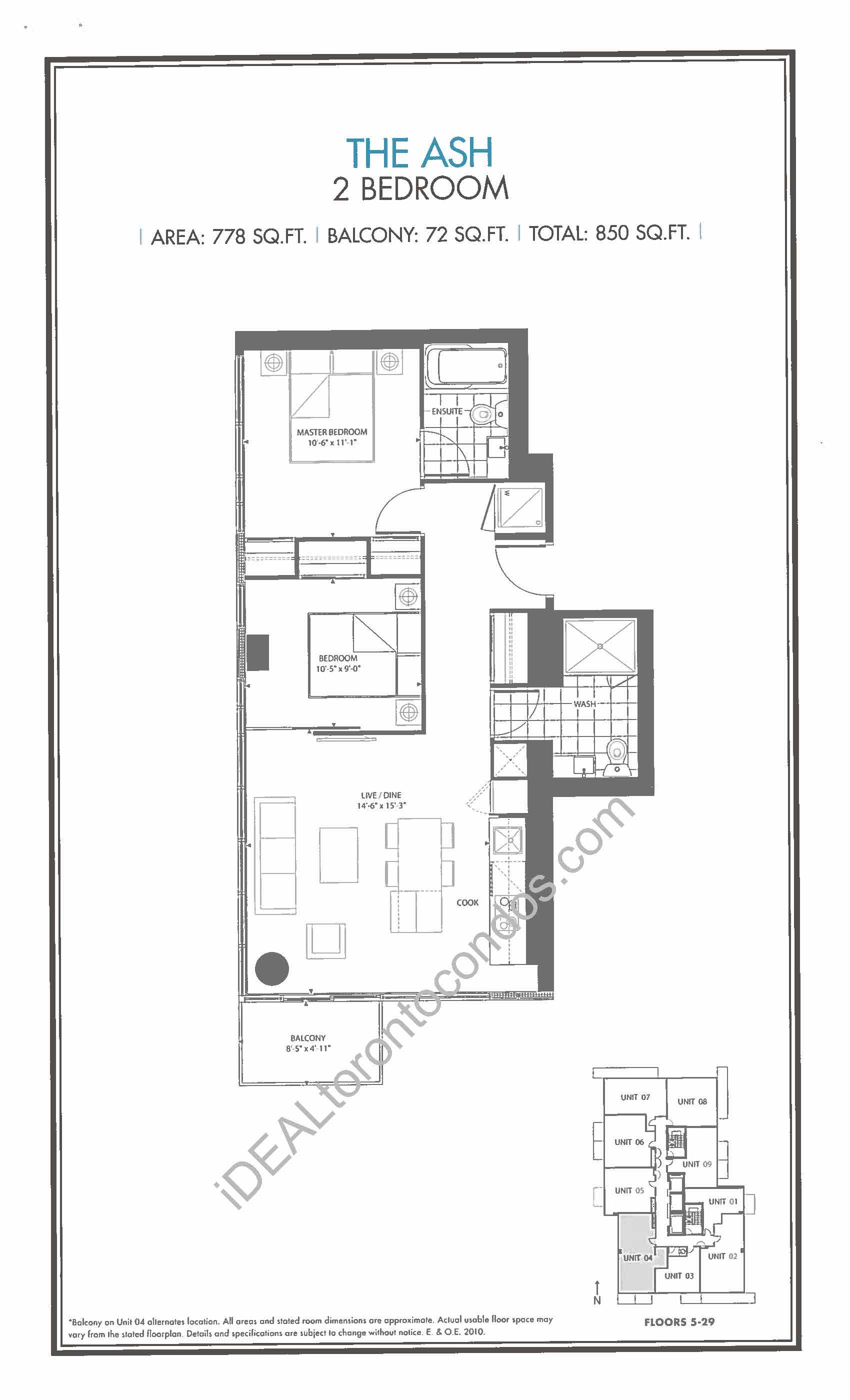 The Ash - 2 Bedroom