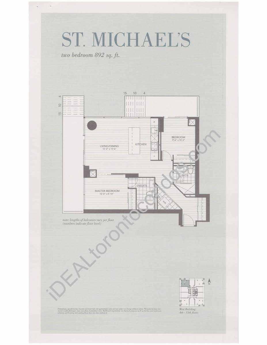 St Michael's - 2 Bedroom