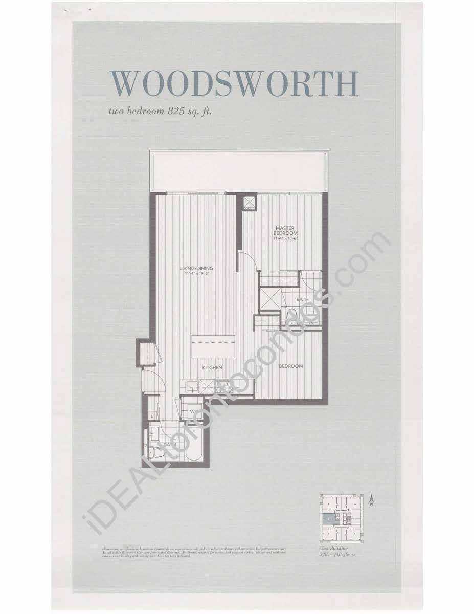 Woodsworth - 2 Bedroom