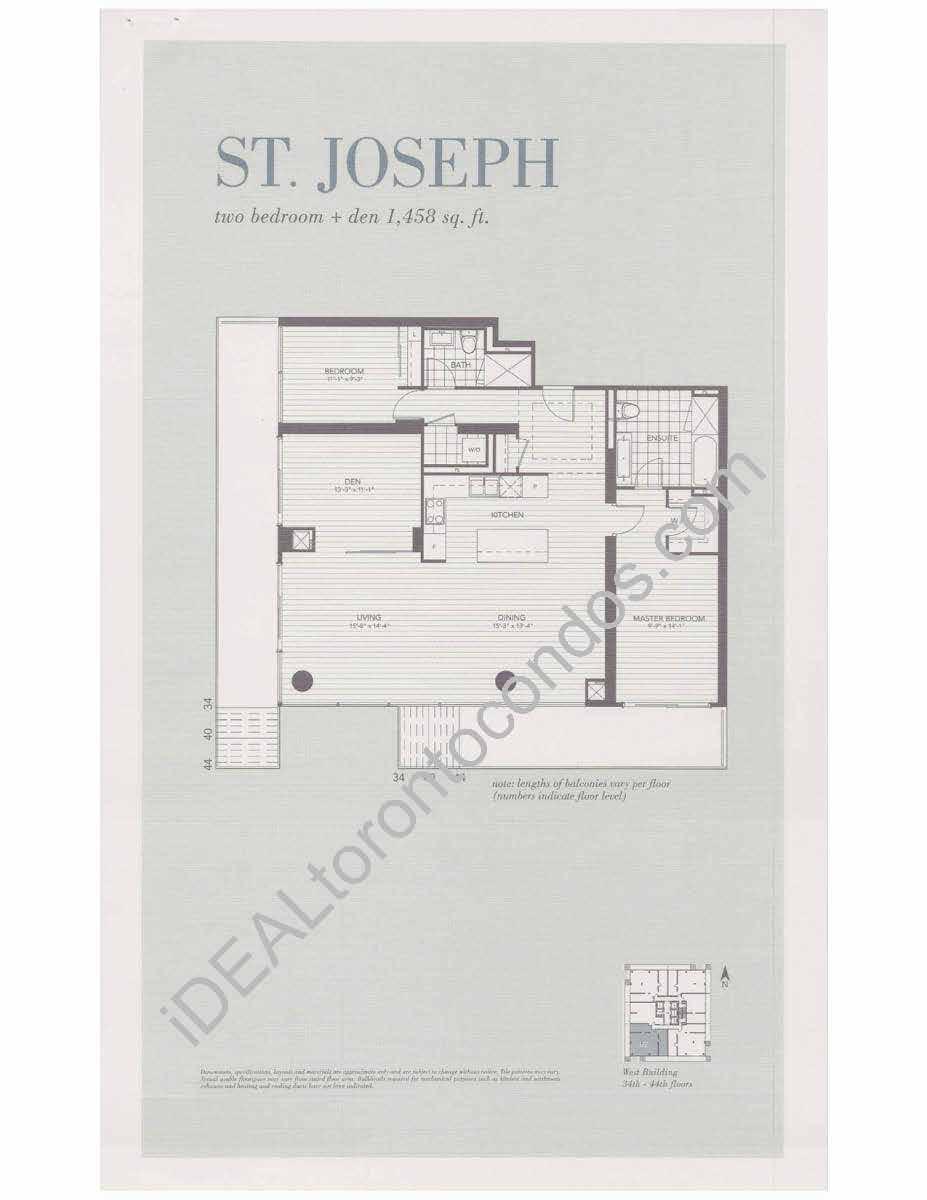 St Joseph - 2 Bedroom