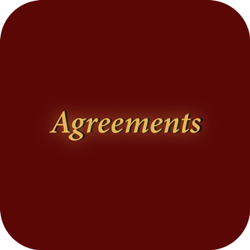 Agreements icon