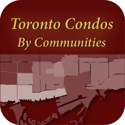 Toronto Condos by Communities icon