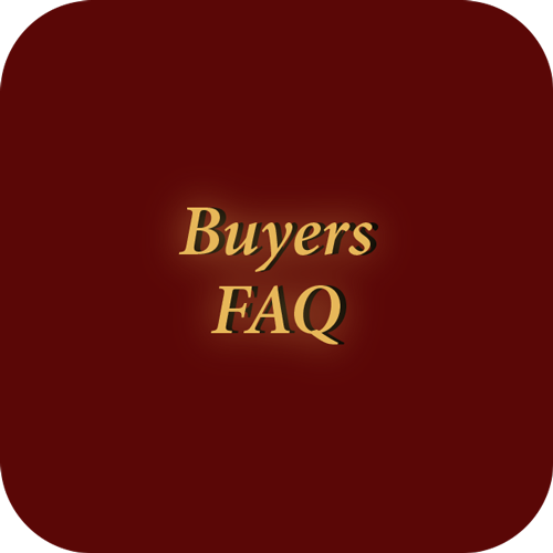 Buyers FAQ icon