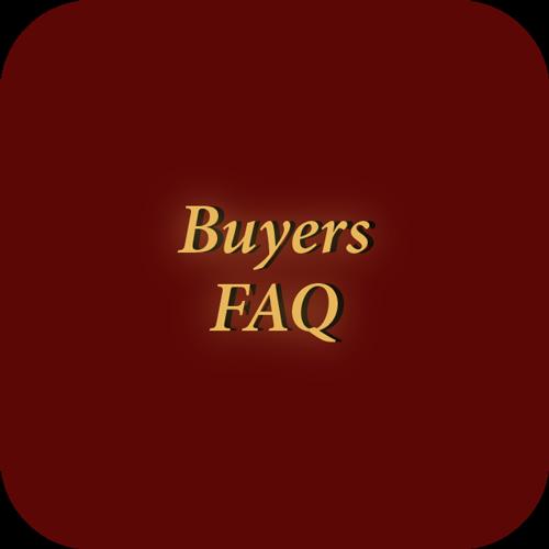 Buyers FAQ icon
