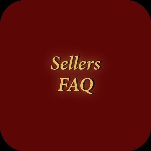 Seller FAQ icon