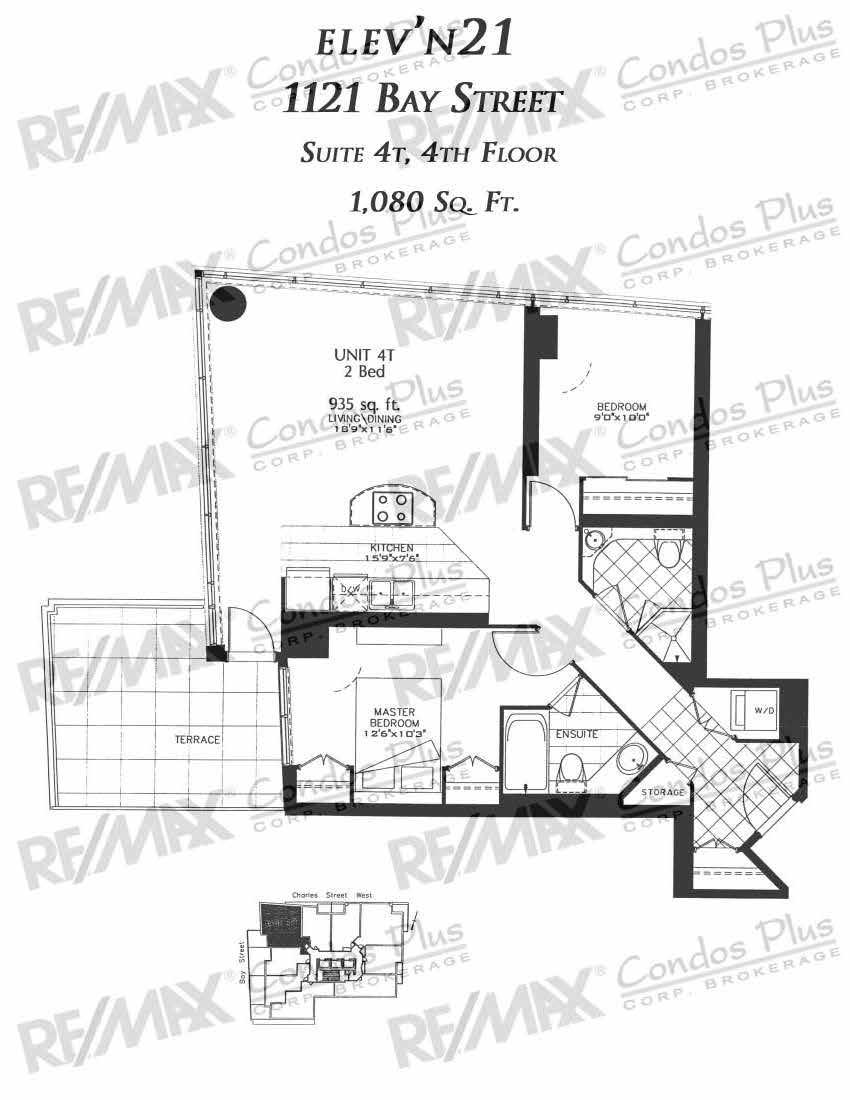 Suite 4T