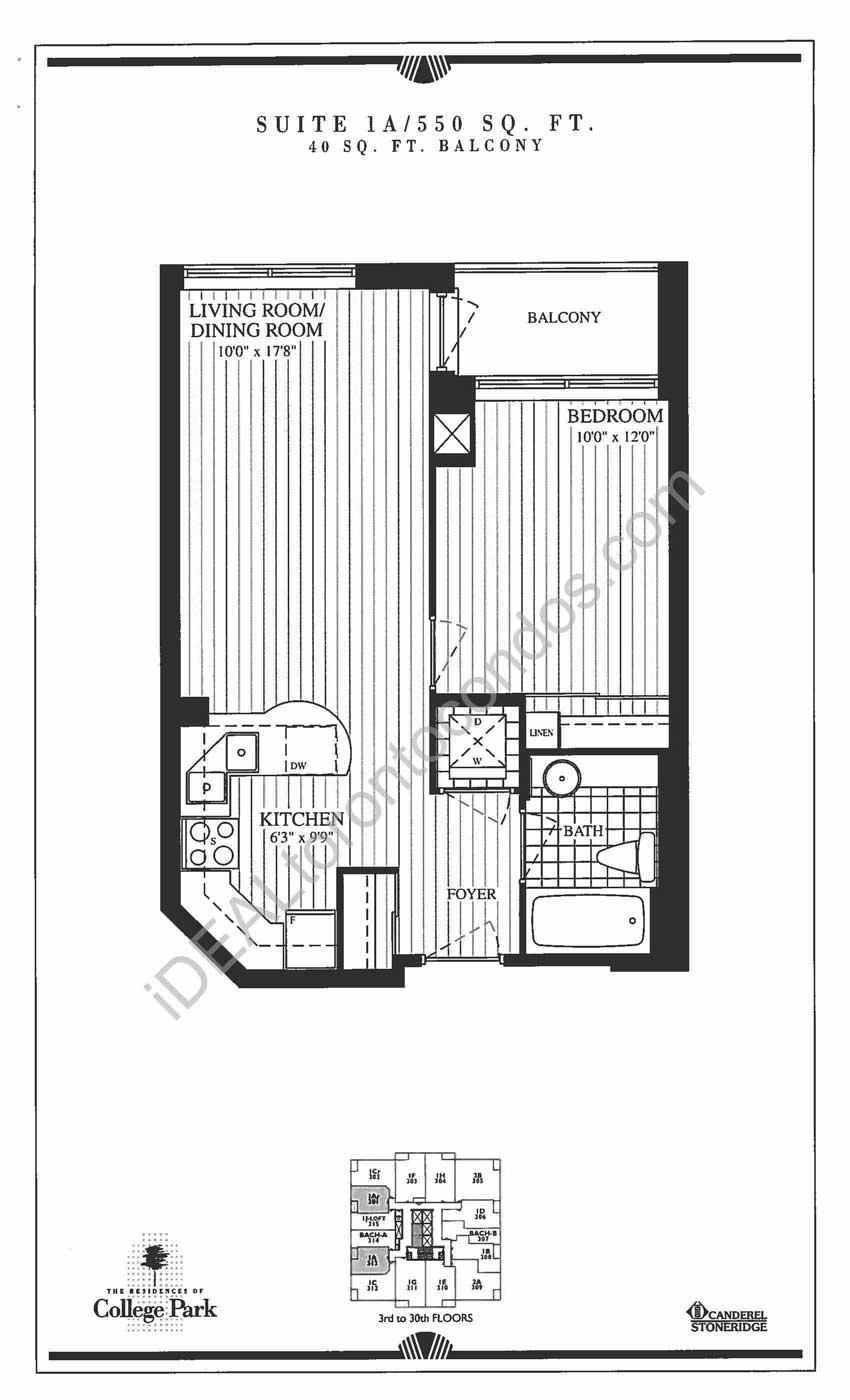 Suite 1A