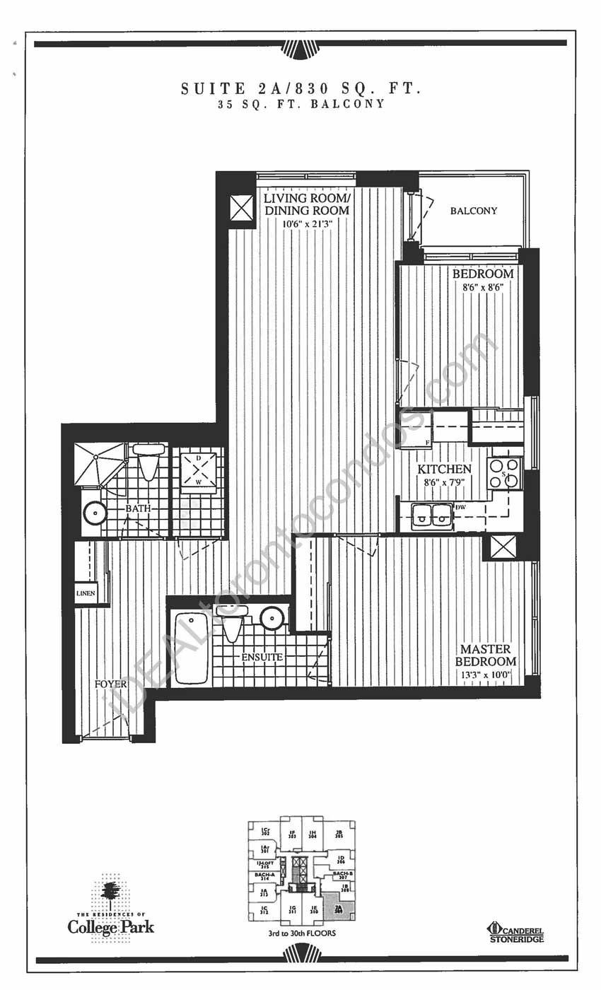 Suite 2A