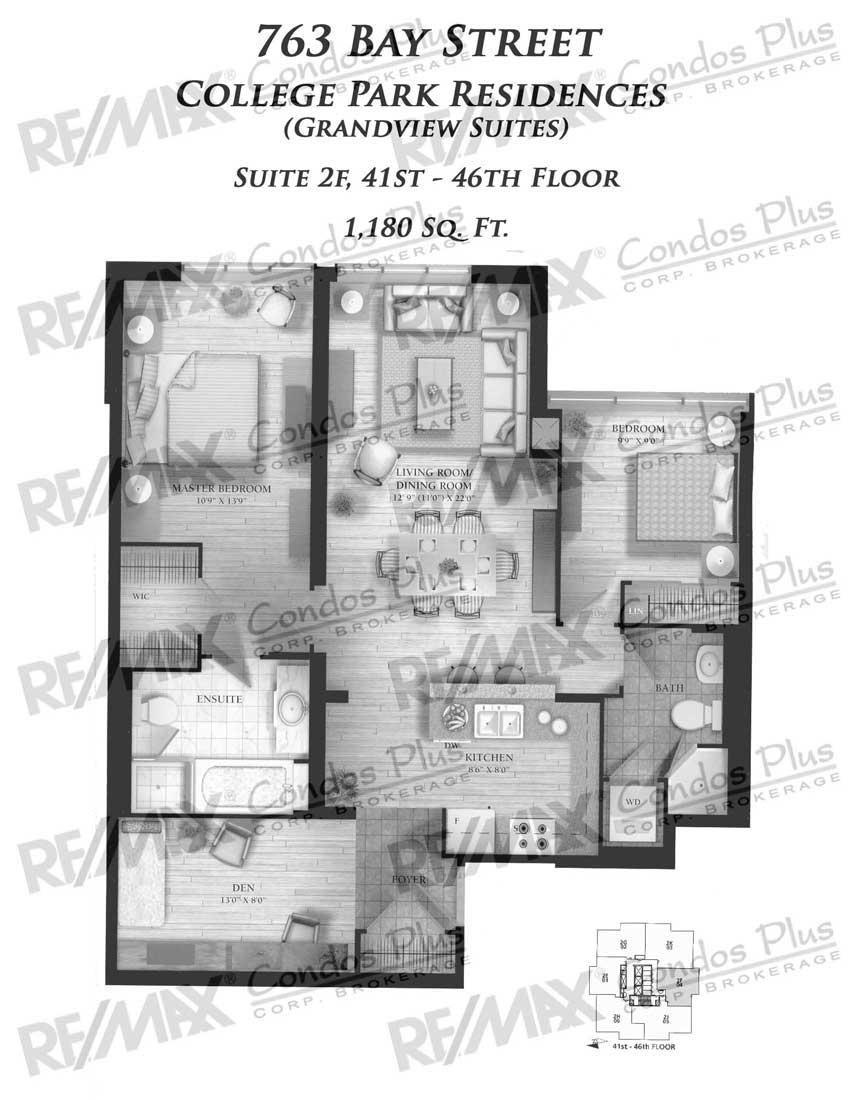 Grandview suite 2F