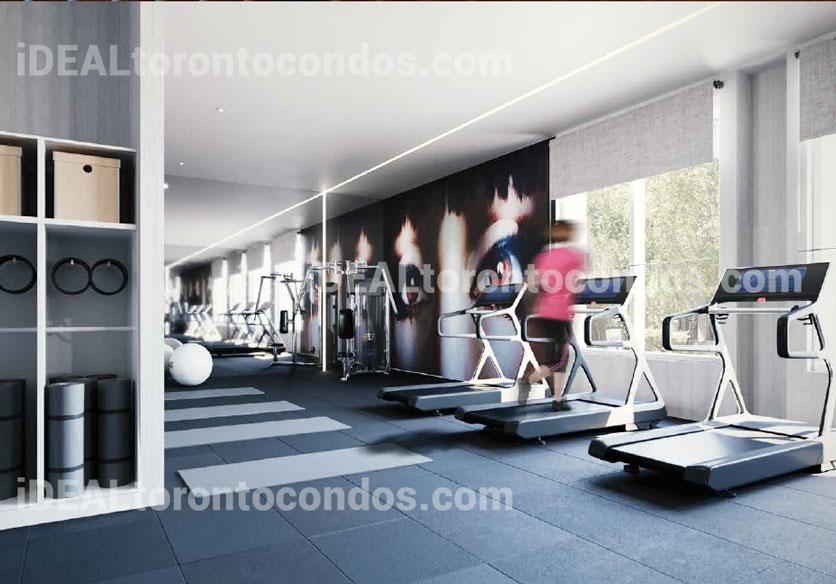 The Cardiff Toronto FitnessRoom