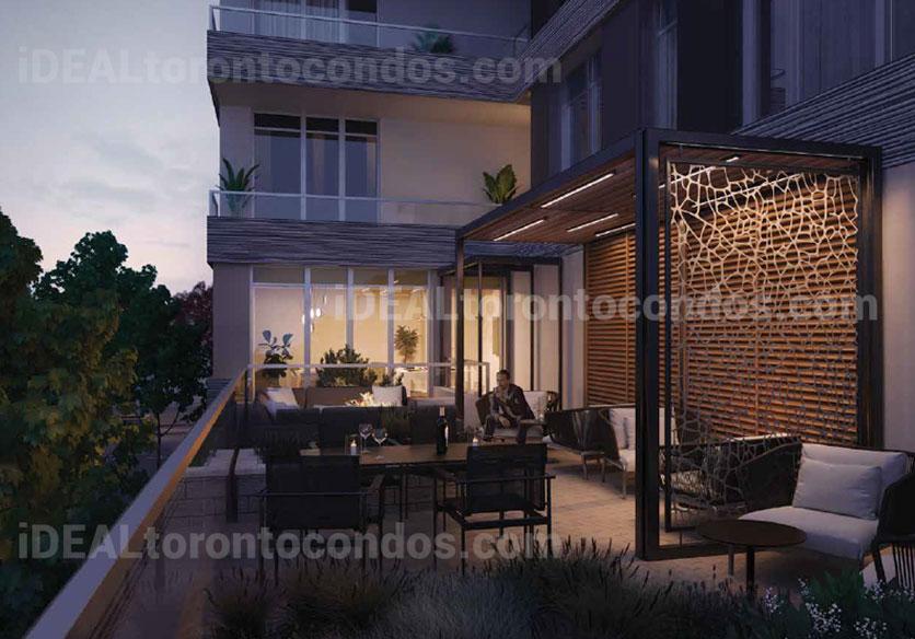 The Cardiff Toronto Terrace