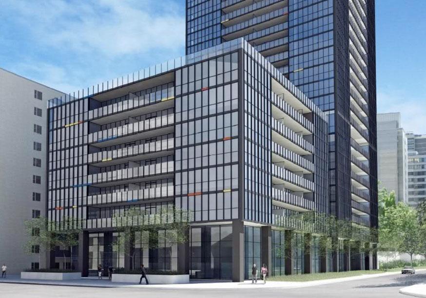 Bay Street Condos | X2 Condos – 101 Charles St E