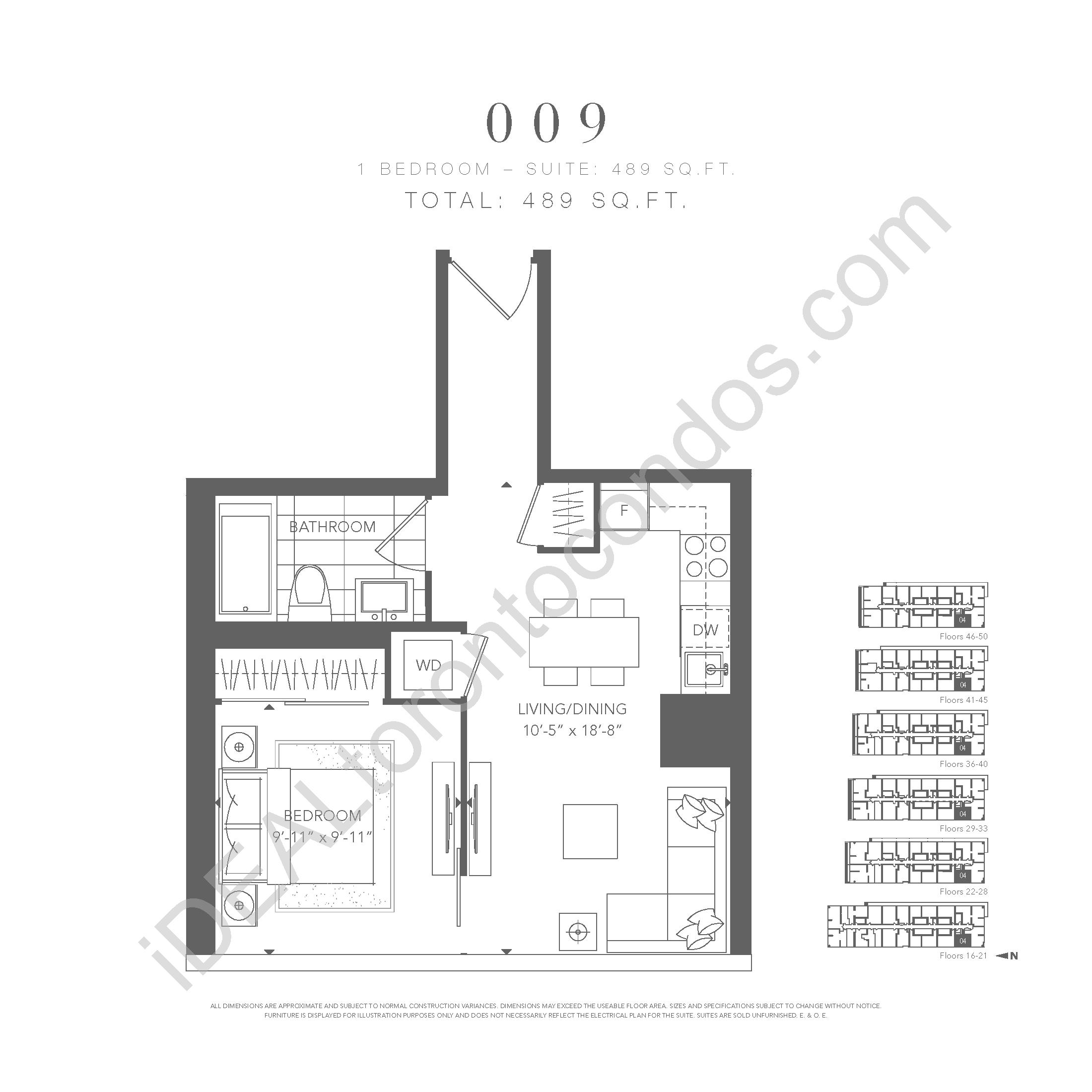 1 bedroom 009