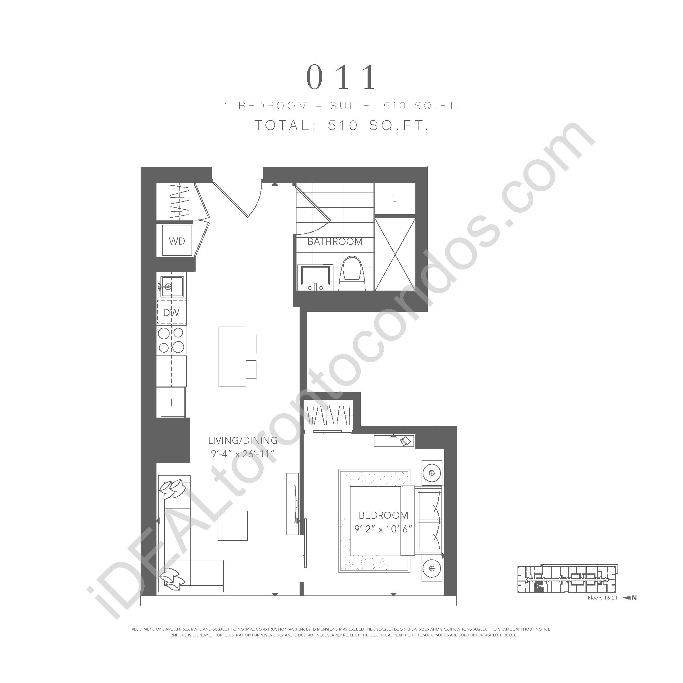 1 bedroom 011