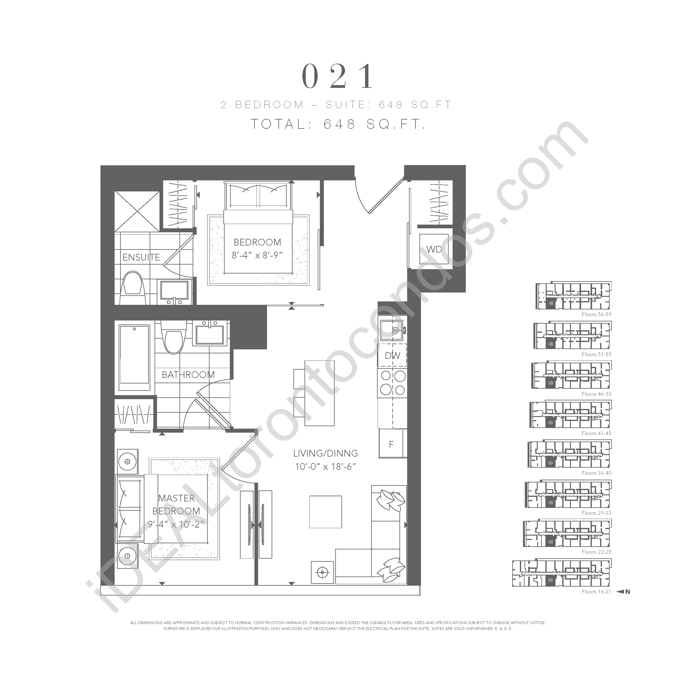 2 bedroom electrical plan