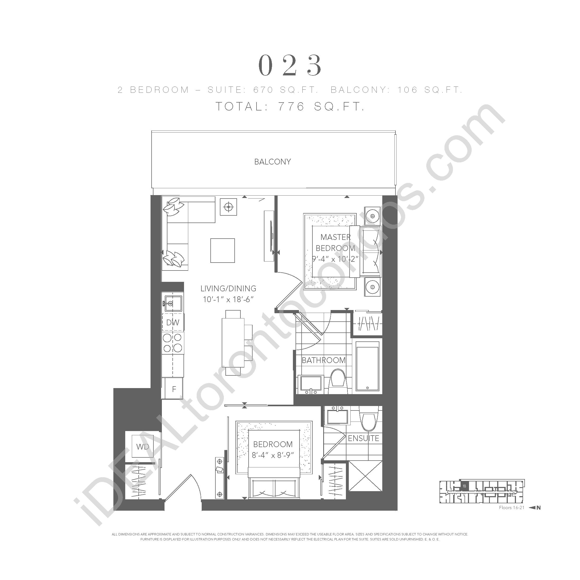 2 bedroom 023
