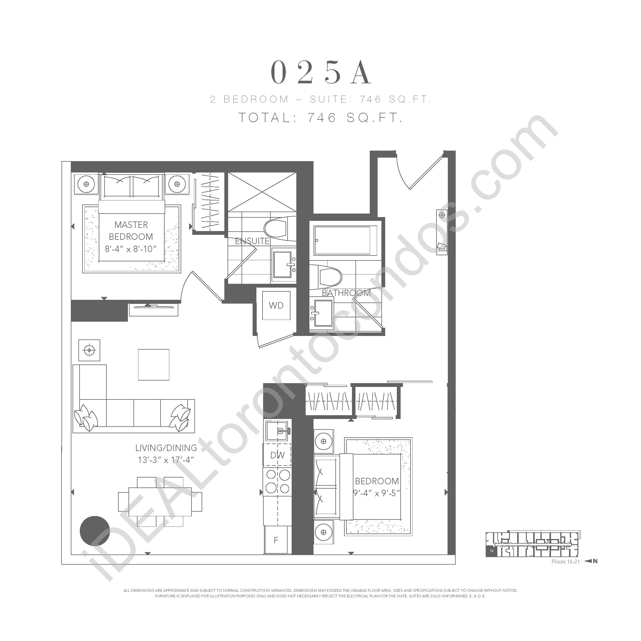 2 bedroom 025 A