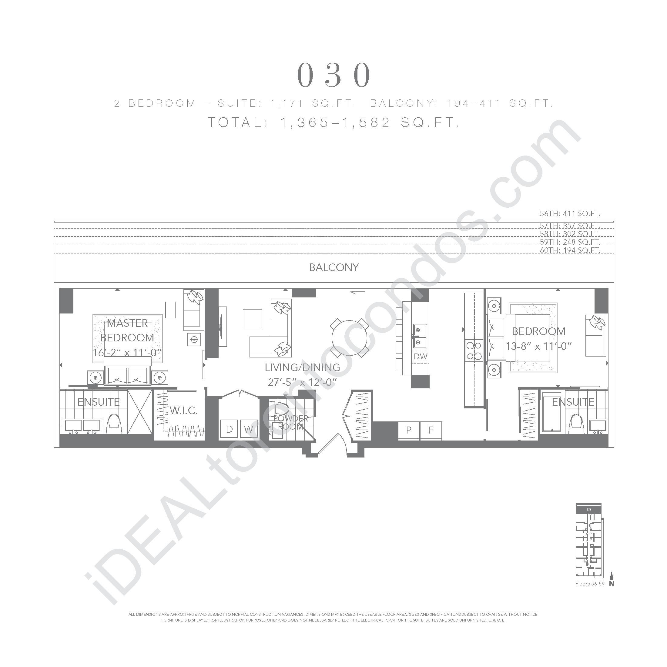 2 bedroom 030