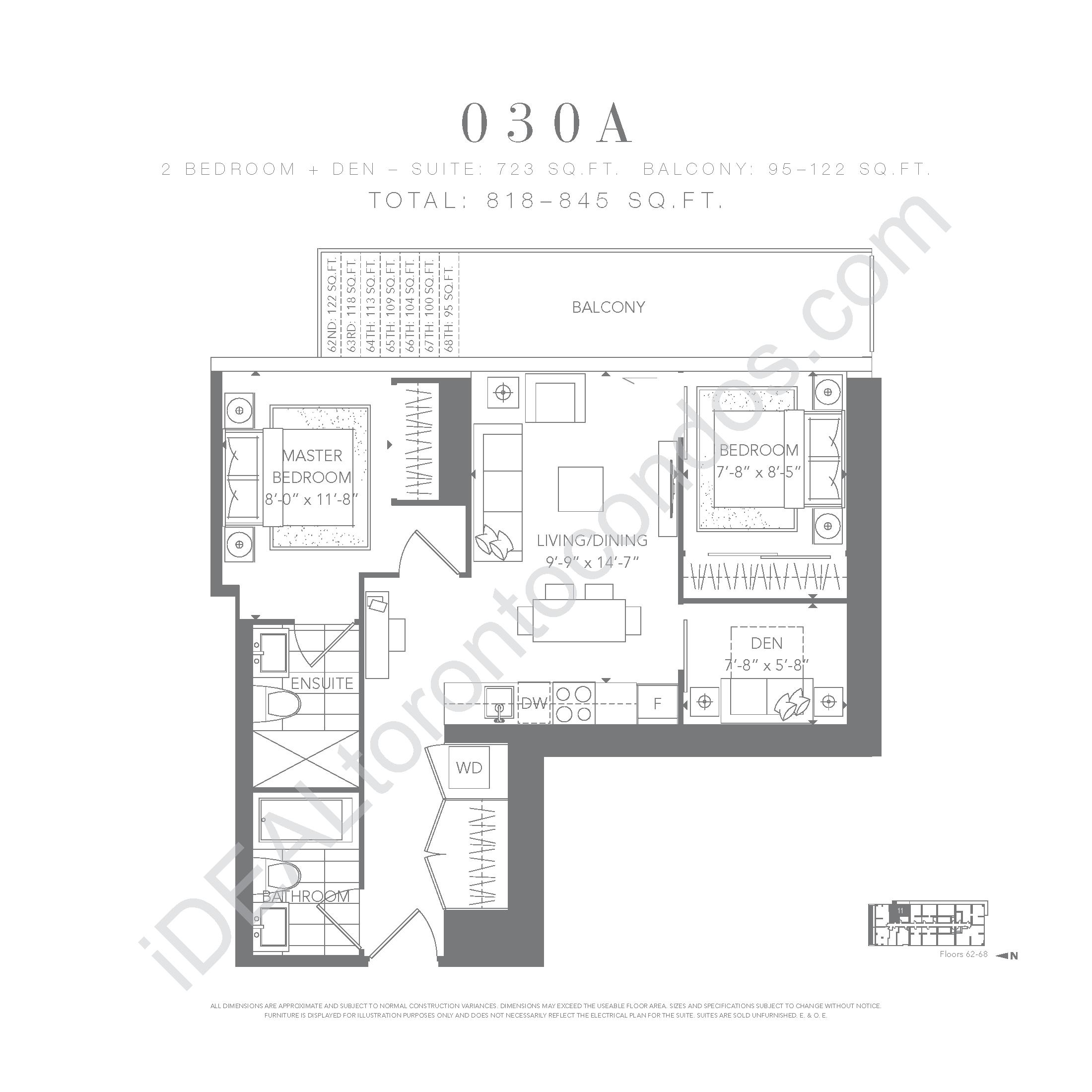2 bedroom 030 A