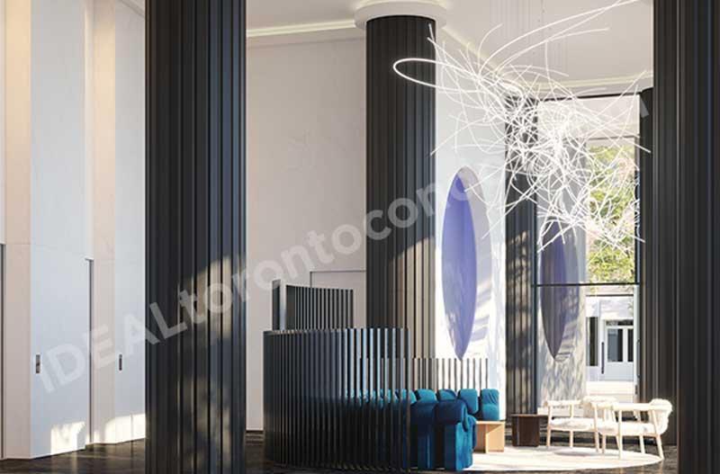 Artistry-Condos-292DundasStW-lobby-interior